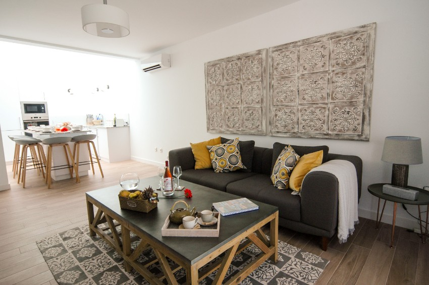 Villa LVC304465 Lounge leads to sun terrace