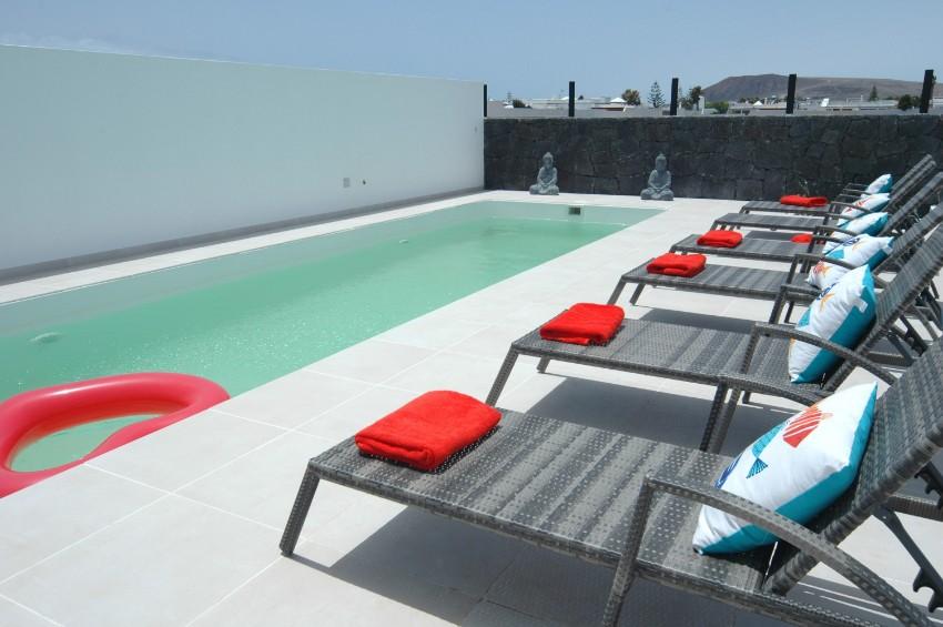 Villa LVC304465 Holiday Villa Playa Blanca