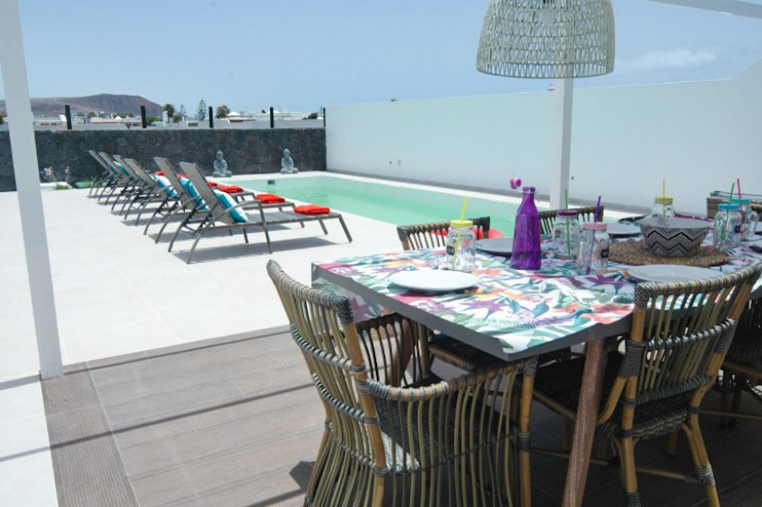 LVC304469 Villa with 3 bedrooms in Playa Blanca