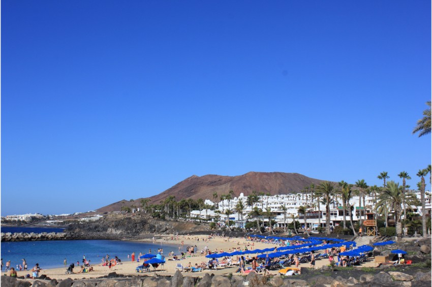 Playa Dorada , Playa Blanca