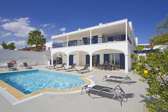 Villa LVC198572 Lanzarote Villa Rental